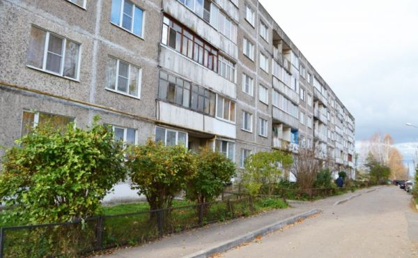 2-комнатная квартира улучшенной планировки в Волоколамске